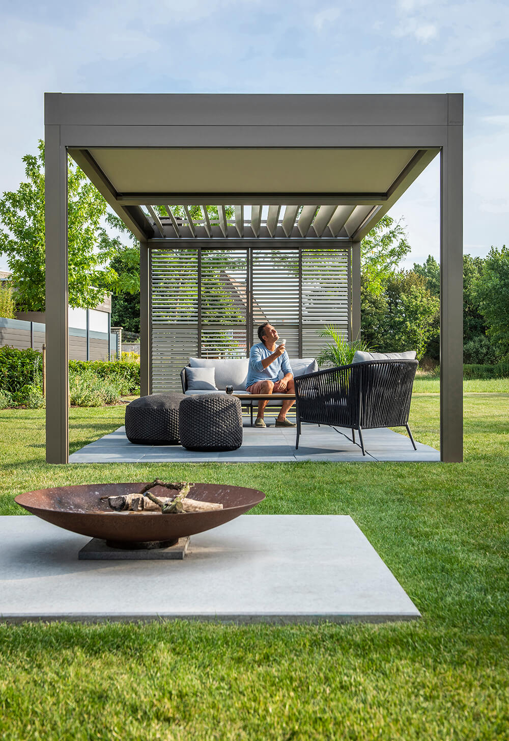 Smuk Outdoor Living Renson Algarve