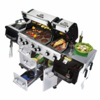 Smuk Outdoor Cooking Gasbarbeque Broil King